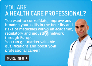 Eu2P for healthcare professionals