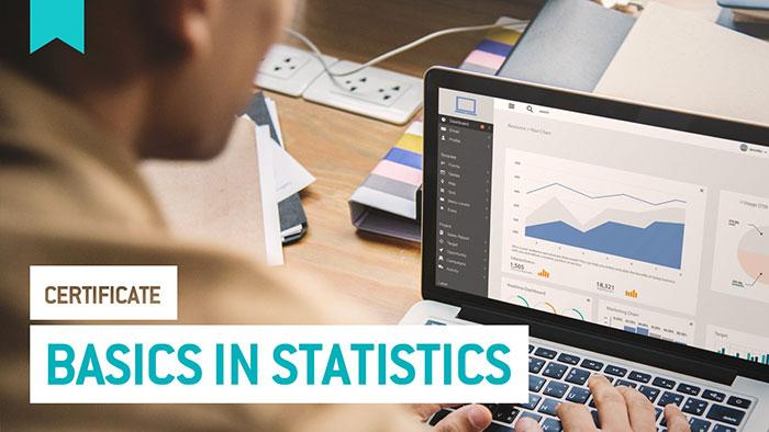 Eu2P Certificate: Basics in statistics