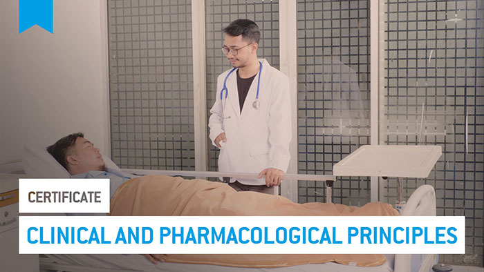 Eu2P Certificate: Clinical and pharmacological principles
