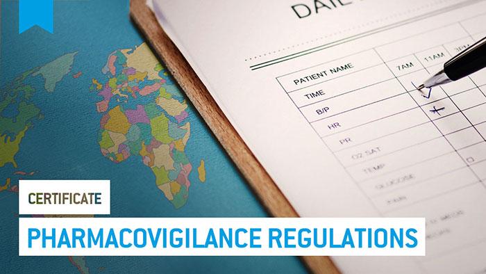 Eu2P Certificate: Pharmacovigilance regulations