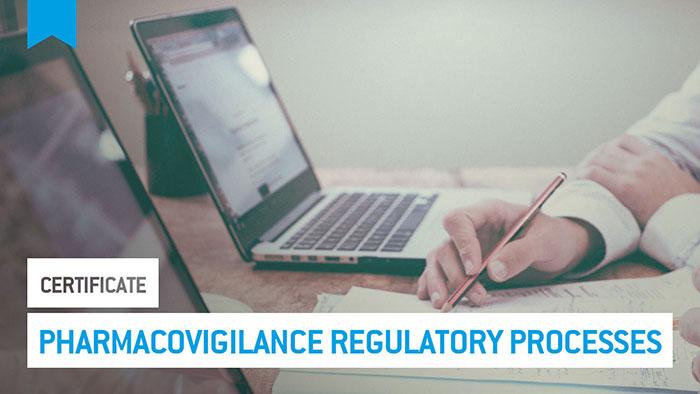 Eu2P Certificate: Pharmacovigilance regulatory processes