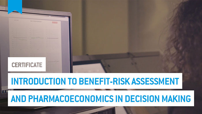 Eu2P Certificate: Introduction to benefit-risk assessment and pharmacoeconomics in decision making