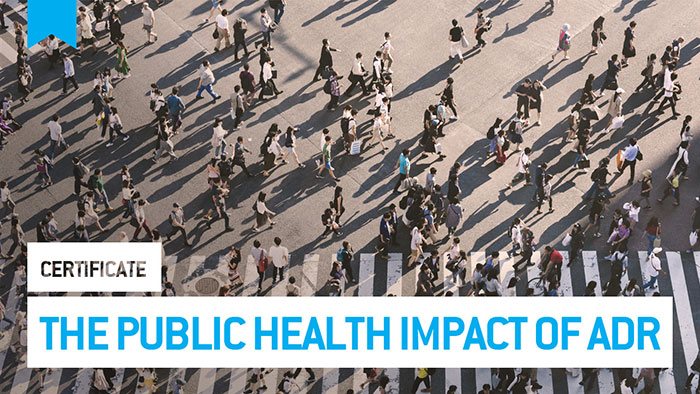 Eu2P Certificate: The public health impact of adverse drug reactions