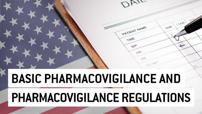 Eu2P Certificate: Basic Pharmacovigilance and Pharmacovigilance Regulations