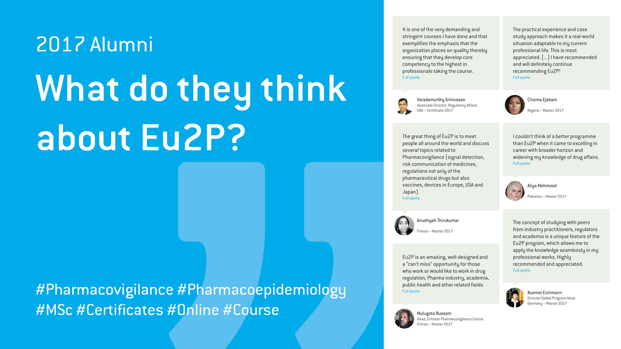 What do students think about Eu2P