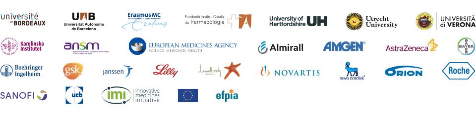Eu2P project consortium partners