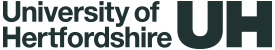 Logotype of University of Hertfordshire