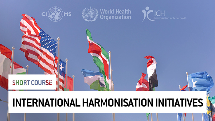 Eu2P Short Course: International Harmonisation Initiatives