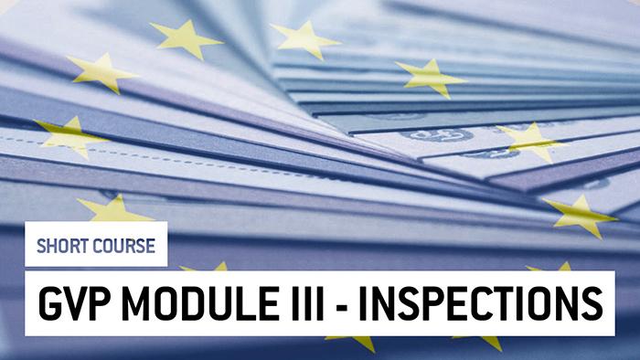 Eu2P Short Course: GVP Module III - PV Inspections