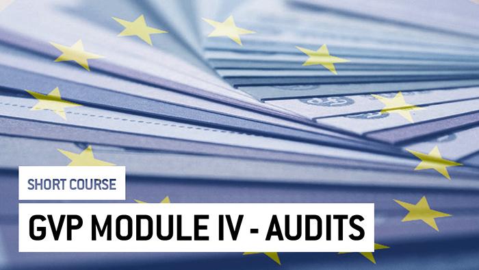 Eu2P Short Course: GVP Module IV - PV Audits