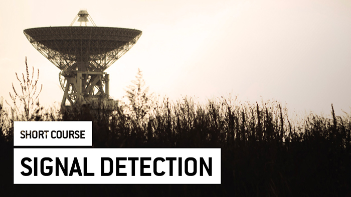 Eu2P Short Course: Signal Detection