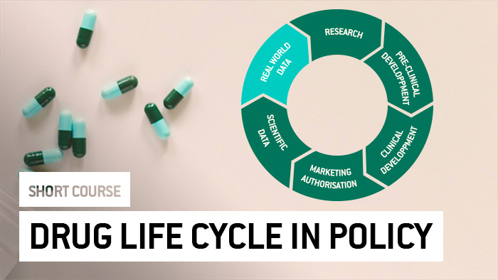 Eu2P Short Course: Drug life cycle as a tool in drug policy analysis