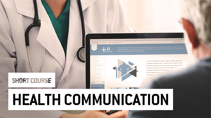 Eu2P Short Course: Why communicate? Specificity of health communication