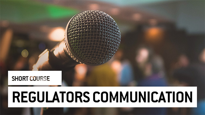 Eu2P Short Course: Understand communication challenges facing the regulatory agencies