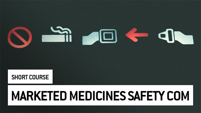 Eu2P Short Course: Communicating emerging safety risks of marketed medicines