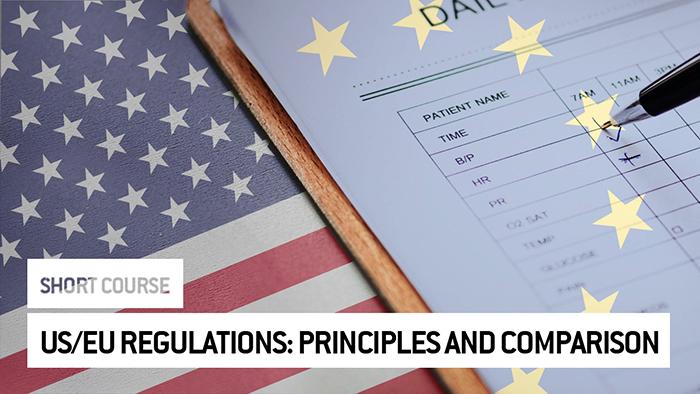Eu2P Short Course: US-EU Regulations: principles and comparison
