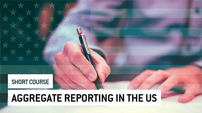 Eu2P Short Course: Aggregate reporting in the US
