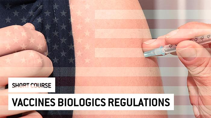 Eu2P Short Course: Vaccines Biologics Regulations