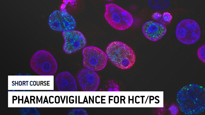 Eu2P Short Course: Pharmacovigilance for Human Cells, Tissues and Cellular and Tissue-Based Products (HCT-Ps)