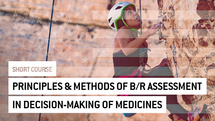 Eu2P Short Course: Principles and methods of benefit-risk assessment in decision-making of medicines