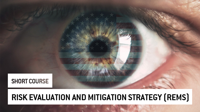 Eu2P Short Course: Risk Evaluation and Mitigation Strategy (REMS)
