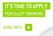 It is time to apply to Eu2P training